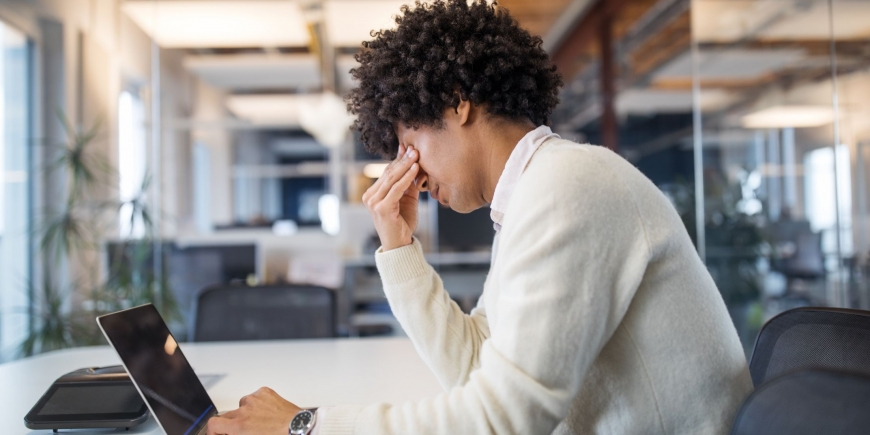 9 Simple Ways to Deal With Stress at Work